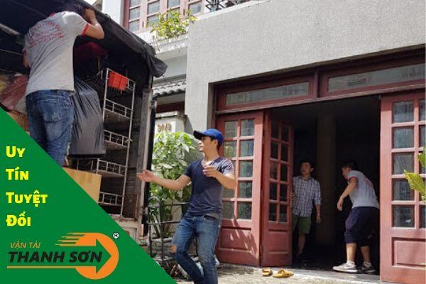 Chuyển nhà trọn gói Long Biên