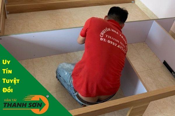 tháo lắp giường tủ tại hà nội