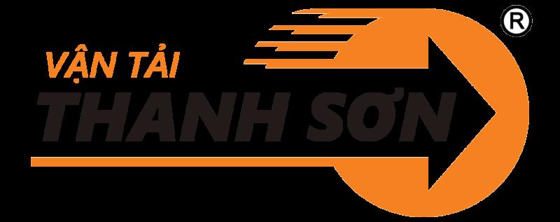 logo vận tải thanh sơn